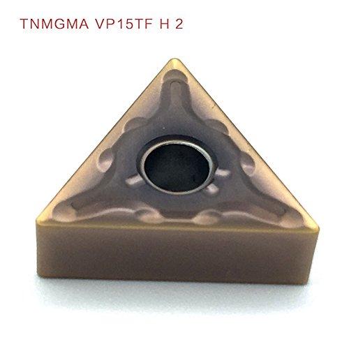 die hardware - ausstattung 10pcs tnmgma vp15tf h 2 externe drehwerkzeuge hartmetall drehbank tool einfügen