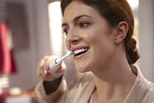 Philips Sonicare DiamondClean Electric Toothbrush – 2015 model Pink Edition (UK 2-pin plug)