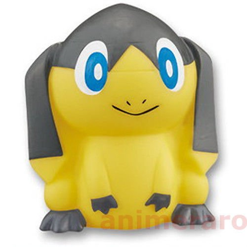 Pokemon Kids XY Puppet Figure~New Adventure~694 Erikiteru Helioptile Eguana Galvaran~40mm~