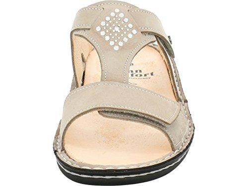 Finn Comfort 2806-007345, Zoccoli donna beige Rock Rock