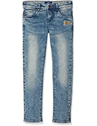 TOM TAILOR Kids Boy's Stone Blue Denim Ryan Jeans