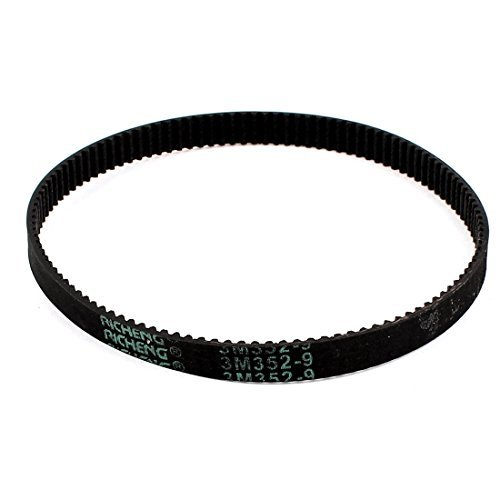 CNC 352mm Longitud tono 117 Dientes Timing Belt Industrial