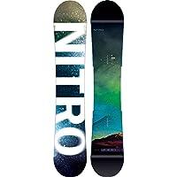 Nitro Freestyle Snowboard Team Exposure BRD \'19, hombre, 0, 152