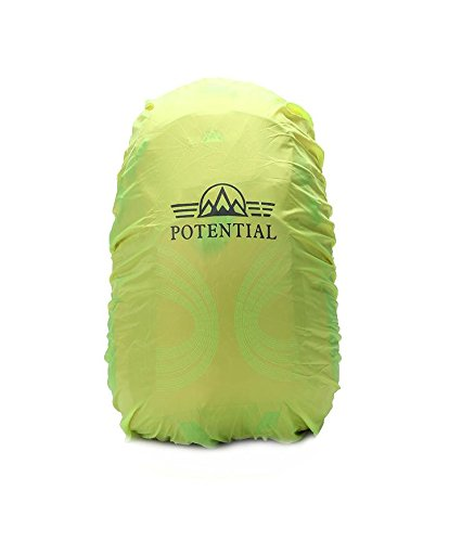 YYY-Un nuovo giorno in Nylon impermeabile multifunzionale escursionismo borsa viaggio durevole Camping 53 cm * 31cm * 22 cm 40L , orange Blue