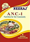 ANC1 Nutrition for the Community IGNOU Help book guide by Expert Panel of Neeraj Publications (English Medium)