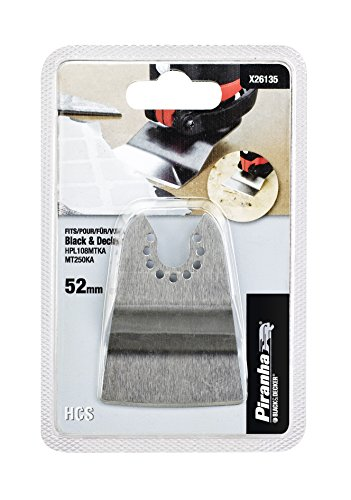 Black+Decker X26135-XJ - Rascador rigido