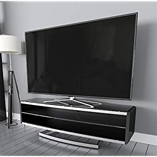 AVF Options PRT1500A Portal TV Stand For Up To 70 inch TVs - Black