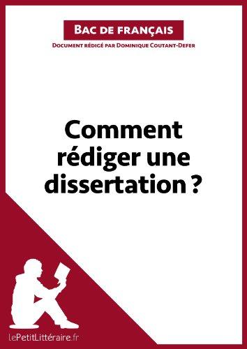 comment rédiger une dissertation en francais cpge