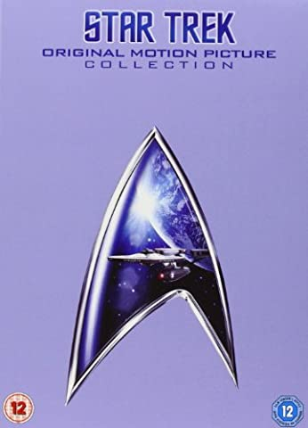 Star Trek Movies 1 - 6 Box Set [Import anglais]