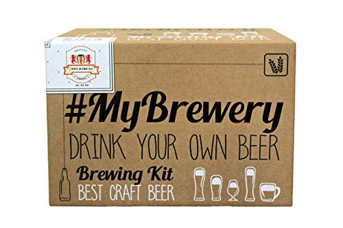 MyBrewery Extra Quality | Kit fermentazione Birra | Malto Tripel Blonde Ale 8,5% ALC. | Istruzioni in Italiano