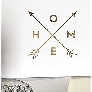 Poster Gold, Silber oder Kupfer Spruch