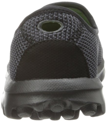 Skechers Go Walk Rival Damen Sport Sandalen Black/Grey