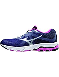 Mizuno–Elevation W Pro púrpura–Zapatillas Running