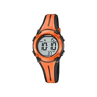 Calypso Reloj Digital para Unisex de Cuarzo con Correa en Plástico K5682/B