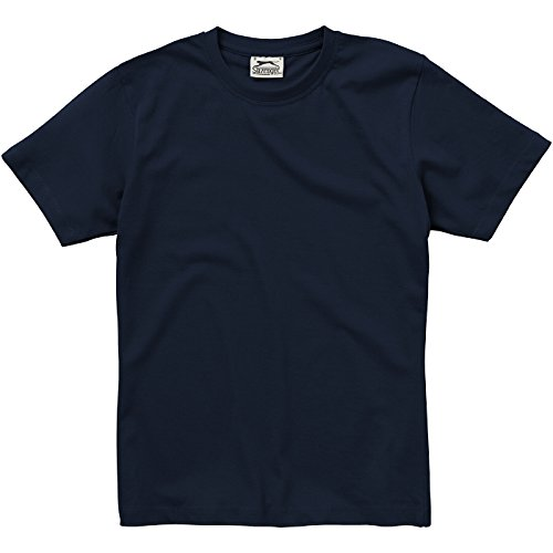 SLAZENGER Damen Ace T-Shirt 150 Navy