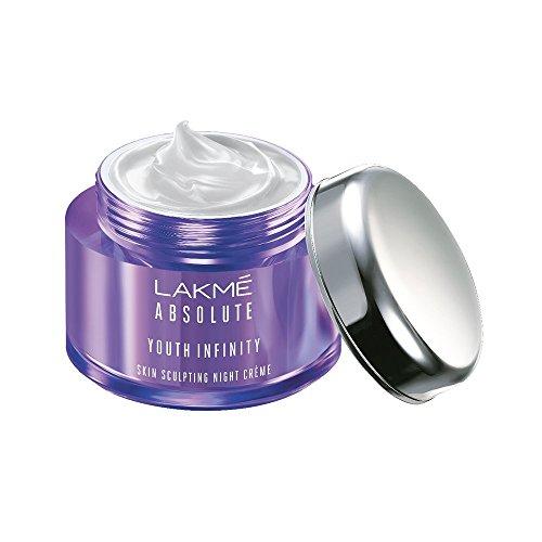 Glamorous Mart - Lakme Jugend Infinity Skin Firming Night Creme - 50g