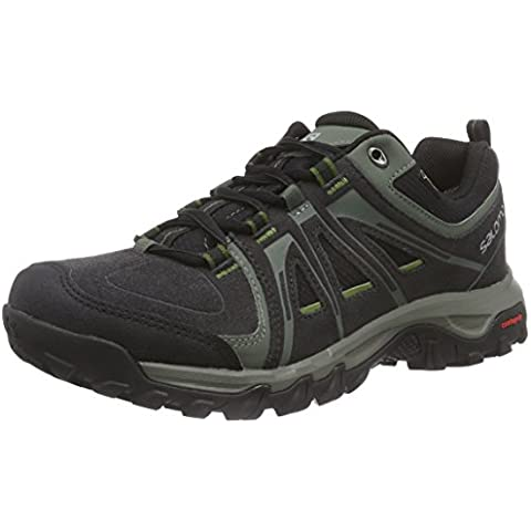 SalomonEvasion GTX - zapatillas de trekking y senderismo de media caña Hombre