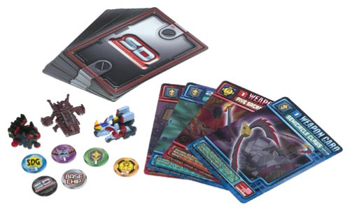 Superior Defender Gundam Collectable Card Game Starter Set - System Universal Fighting