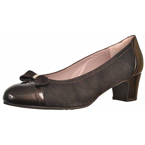 Zapatos TAC�n, Color marr�n CASTAN