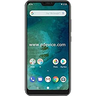 Xiaomi Mi A2 Lite 3GB/32GB Smartphone International Version - Black (B07GL7S6PF) | Amazon price tracker / tracking, Amazon price history charts, Amazon price watches, Amazon price drop alerts