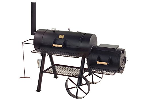 Joes Barbeque Smoker 16 Texas Classic Lokomotive