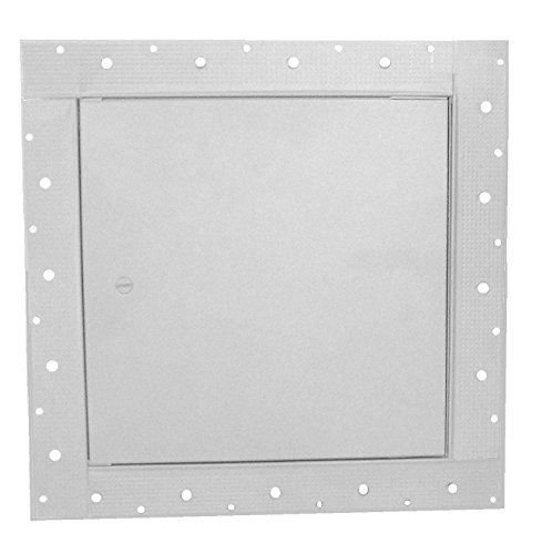 8 x 8 WB - Flush Access Panel with Wallboard Bead for a Concealed Look on Walls or Ceilings- JL Industries by JL Industries (8 Access-panel)