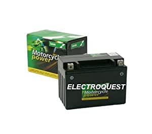 Lucas ytz12bs Batterie Moto