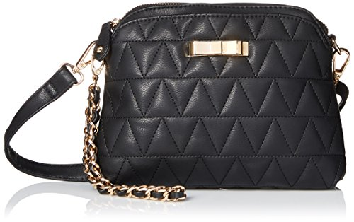 dolce-girl-quilted-convertible-cross-body-black-one-size