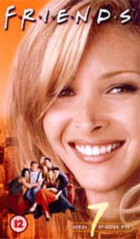 Click for larger image of Friends: Series 7 - Episodes 9-12 [VHS]