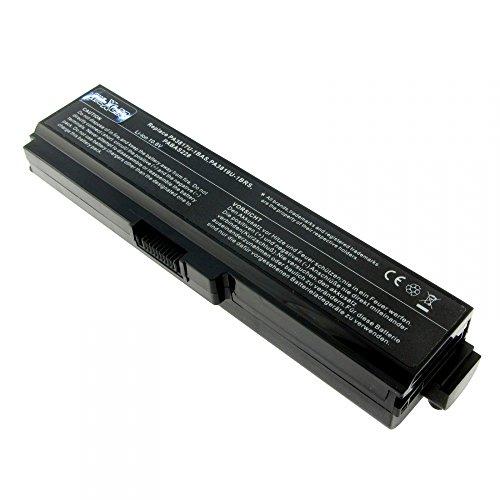 MTXtec Hochkapazitätsakku, LiIon, 10.8V, 8800mAh, schwarz für Toshiba Satellite P775-11Q (Toshiba Satellite P775 Laptop)