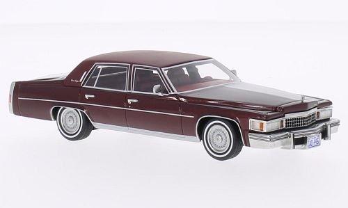 cadillac-fleetwood-brougham-metlico-rojo-oscuro-matt-rojo-oscuro-1978-modelo-de-auto-modello-complet