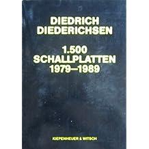 Eintausendfünfhundert Schallplatten 1979 - 1989