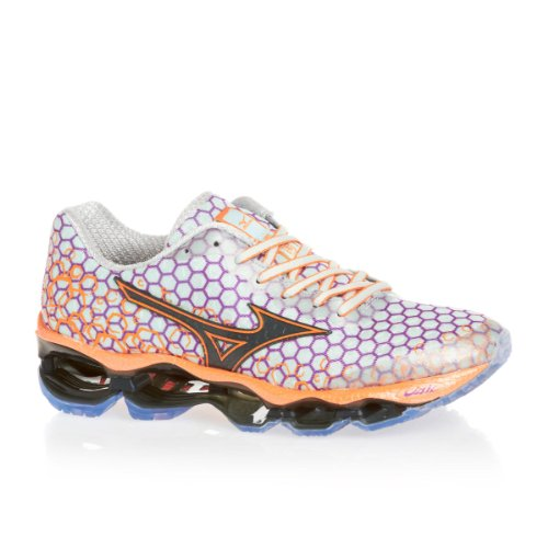 MIZUNO Wave Prophecy 3 Scarpa da Running Donna White