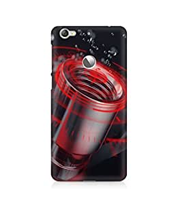 iKraft Printed Design High Quality Case Cover for LeEco Le 1s / LeEco Le 1s Eco - 5.5 Inch