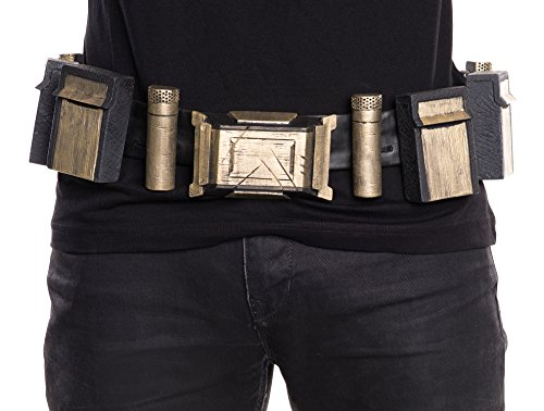 Dawn Of Justice Batman Costume Belt Adult One Size