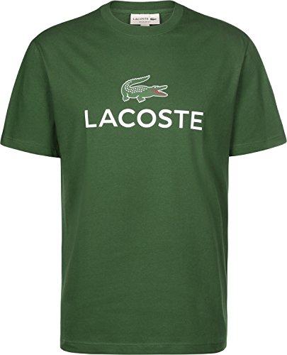 Lacoste Sport Big Croc T-Shirt Verde