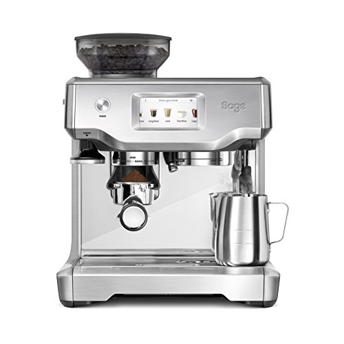 Sage Appliances SES880 Espresso-...