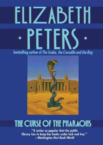 (THE CURSE OF THE PHARAOHS ) BY Peters, Elizabeth (Author) Compact Disc Published on (12 , 2009)