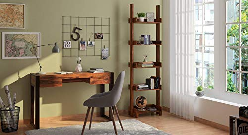 Urban Ladder Austen Compact Desk (Finish : Two-Tone)