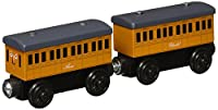Thomas & Friends Wooden Railway Annie & Clarabel Engines