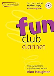 Fun Club Clarinet - Grade 0-1 Student