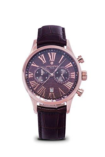 9ae71ab82f5c Reloj Lancaster Italy - Hombre OLA0672L RG MR MR ...