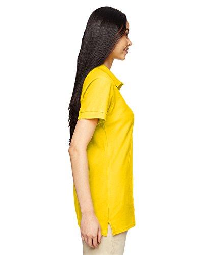 Da donna, in piqué di cotone, Maglietta sportiva Margherita
