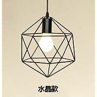 Amazon.es: lamparas forja techo - 20 - 50 EUR: Iluminación