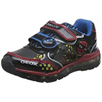 Geox J Android Boy C Low-Top Sneakers