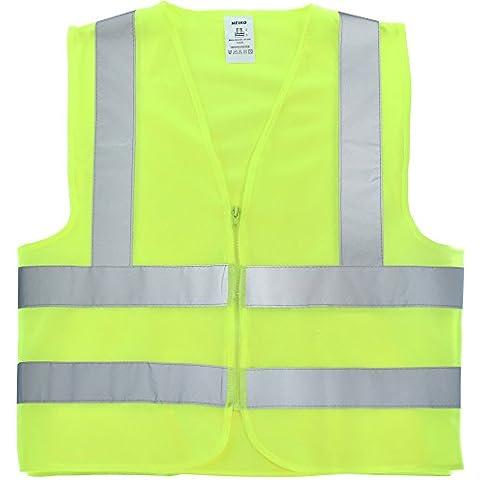 Neiko alta visibilità anteriore con cerniera, colore: