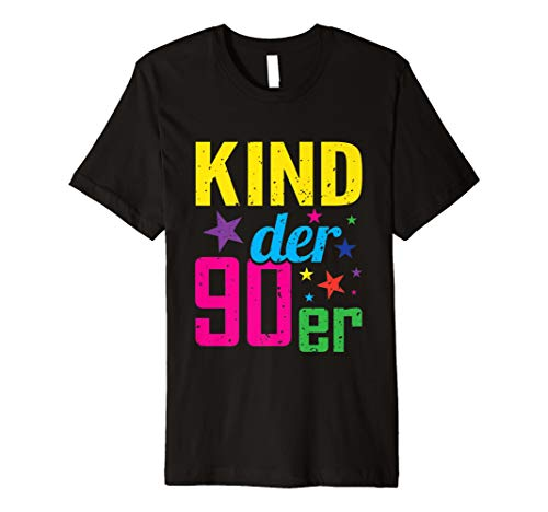 90er Jahre Shirt Retro 90s Party Outfit ()