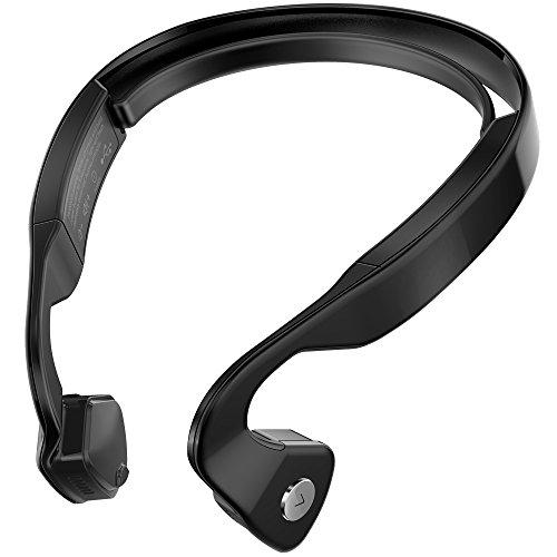 Bone Conduction Kopfhörer | Kabelloser Knochenschall Kopfhörer Wasserdicht | Bluetooth Knochenschall Kopfhörer | Schweißfeste,Wasserdicht,Leichtbau für Den Sport