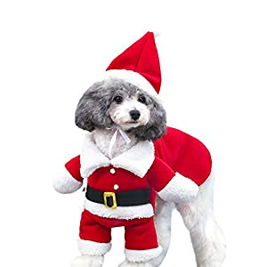 DELIFUR-Pet-Christmas-Costumes-Dog-Suit-with-Cap-Santa-Claus-Suit-Dog-Hoodies-Cat-Xmas-Costumes-Party-Suit-Warm-in-Winter