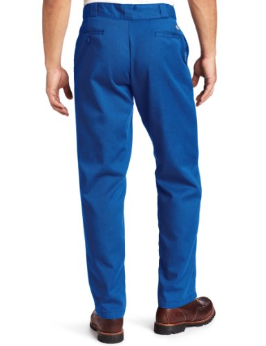 Dickies Original 874 Work - Pantalon - Droit - Homme Royal Blue